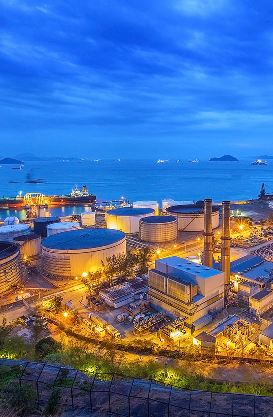 Refineries case study